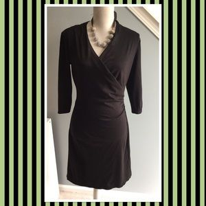 Ann Taylor sz Small little black dress
